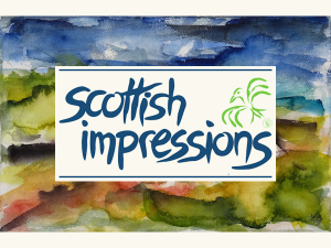 scottish impressions | aquarelle / watercolours