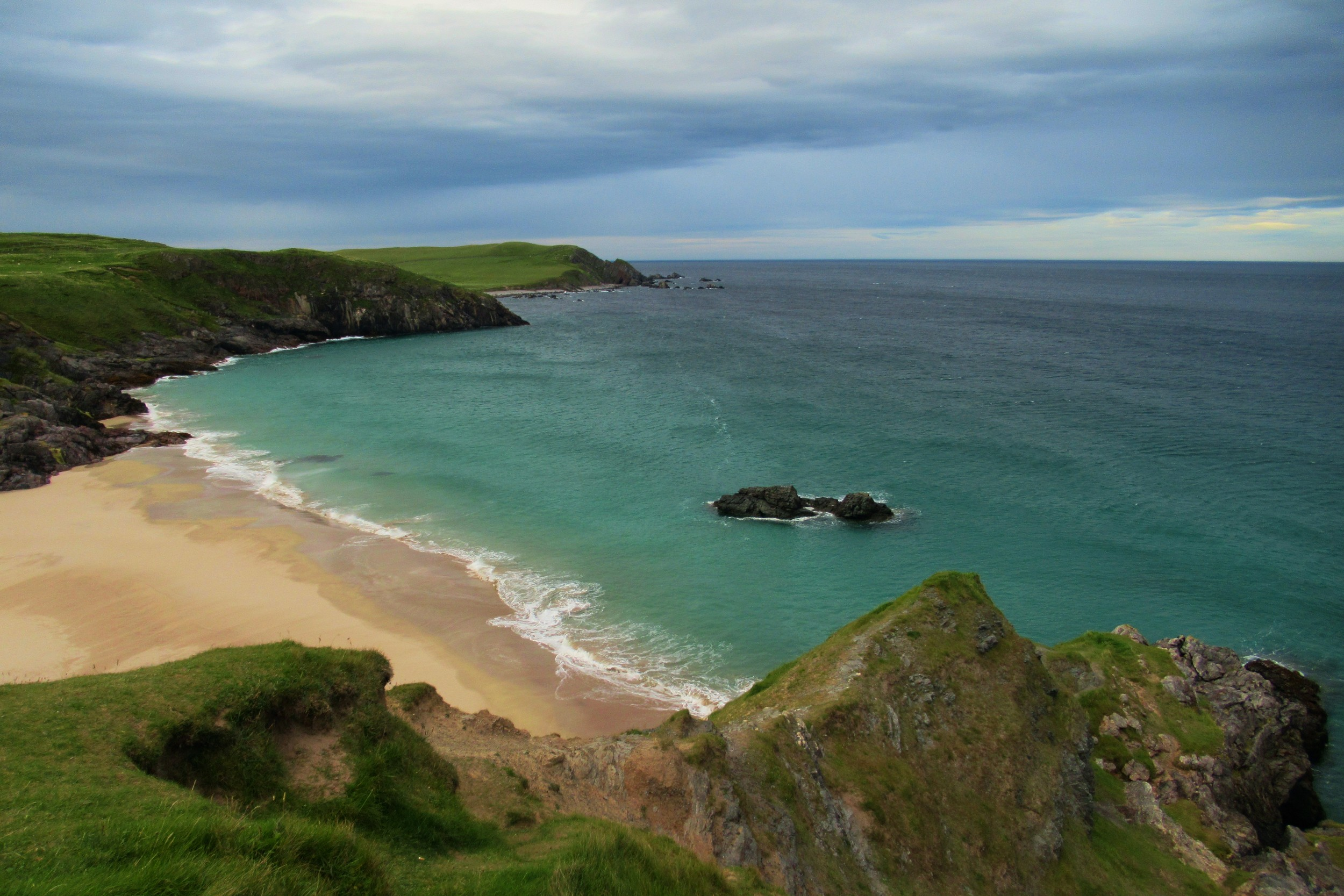 Durness, Sutherland © by Klaus Bölling